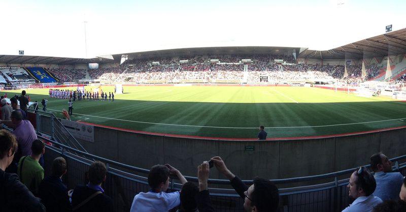 Stade Marcel-Picot - Nancy