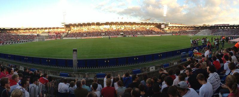 Stade Chaban Delmas - Bordeaux