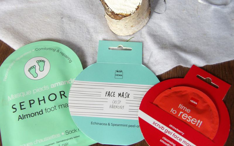 Masque-film visage Hema top / flop ? ♡