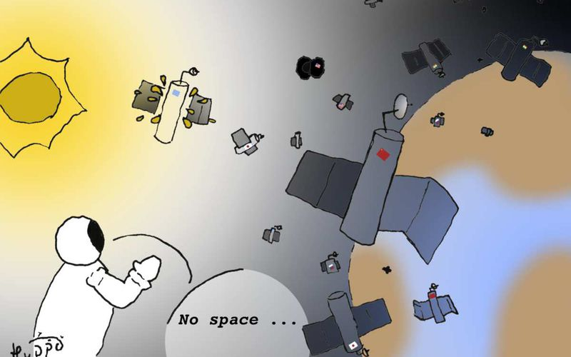 Galileo takes flight