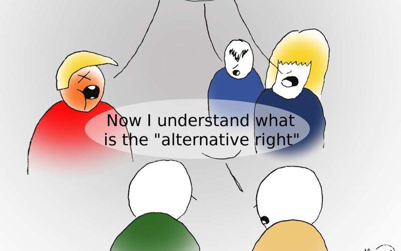 Alternative right