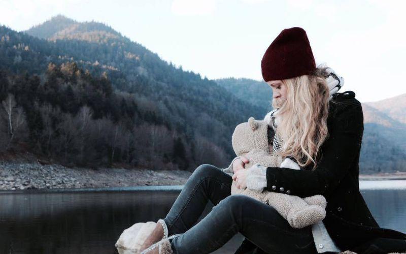 La Marcel Family dans les montagnes....