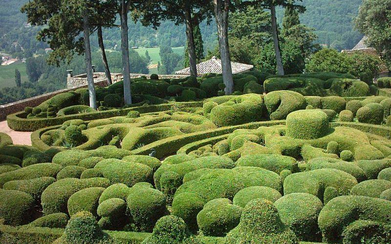 Jardin de Marqueyssac - Dordogne