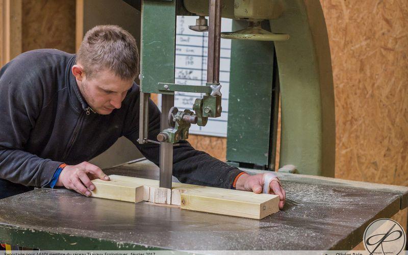 Suivis d'équipes et de chantiers, les books d'Olivier pain