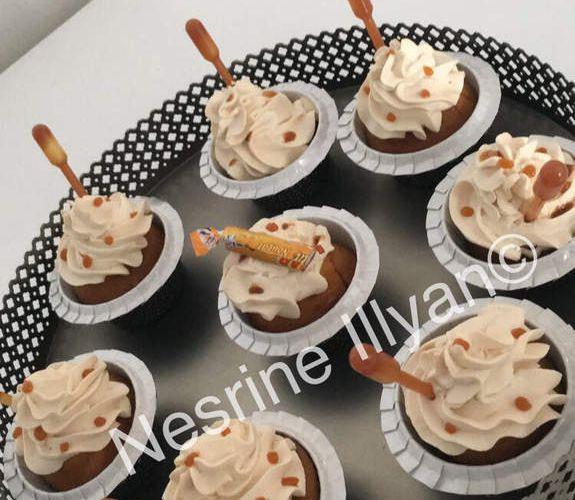 Cup Cake Caramel Beurre salé