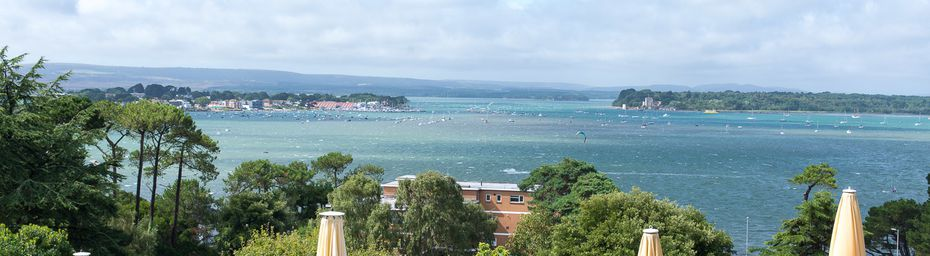 Weekend in Sandbanks at Harbour Heights Hotel
