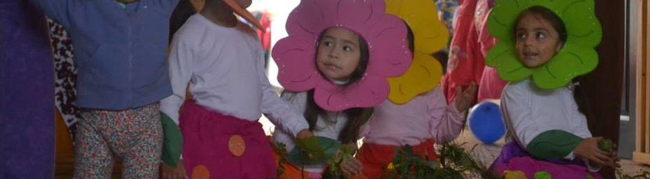 Journée de l'Arbre au Jardin d'enfants de Buen Retiro (Fundacion Cepas Chili)