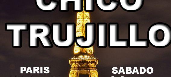 Chico Trujillo  Samedi 2 août 21:30 à Paris (L'entrepot-Paris 14)