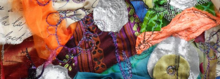 Textil'art : massifs et bosquets