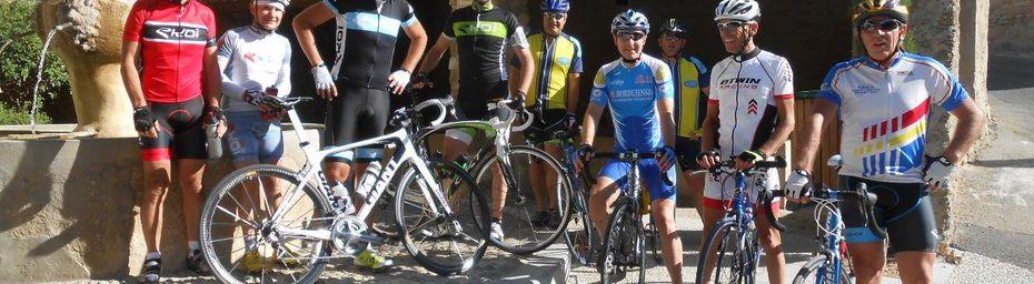 Beau Cyclo Bollénois, Beau Circuit Baronnies !!! 25/08/13 - 96 km
