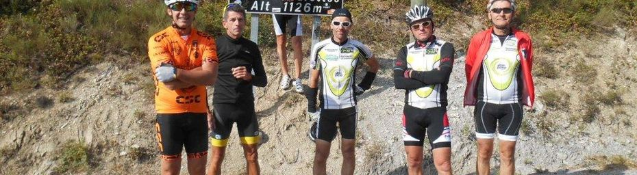 CCCM : une belle sortie à la journée pour mon club Drômois 117 km