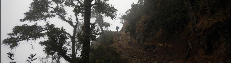 Trek Jiri - Tengboche - Jiri -- Sixième jour