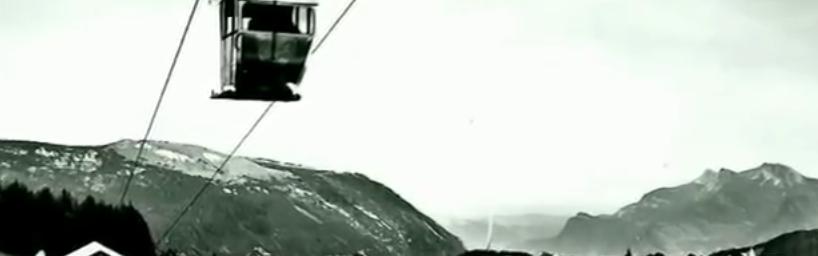 Histoire du téléphérique de Saint –Nizier