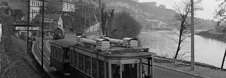 Dernier tramway pour Grenoble