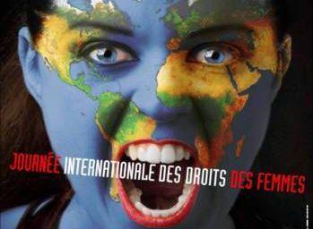 Journée internationale du droit des femmes