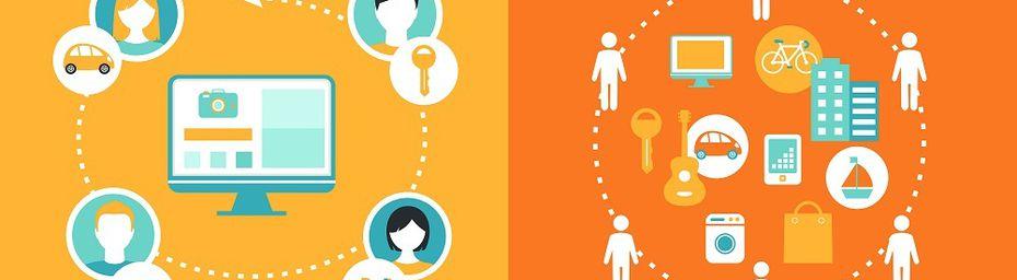 Balle de choix: Économie collaborative ou coopérative, Airbnb ou Couchsurfing !