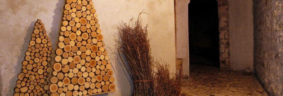 Andreis, il paese degli alberi di Natale