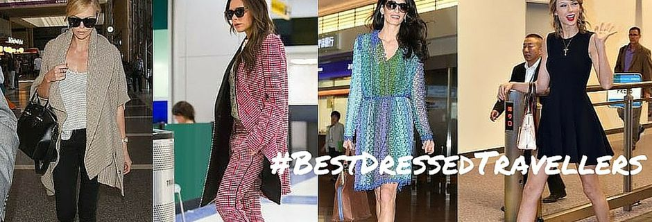 Stili e outfits (da copiare) delle top 10 Best Dressed Travellers