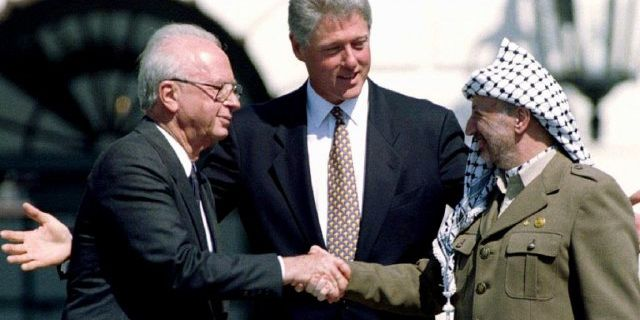 Palestine : Vingt ans après Oslo, regard rétrospectif
