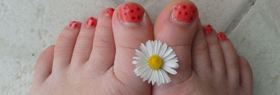 Bonjour les pieds nus!!!!