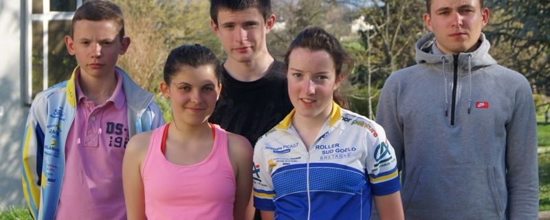 ROLLER SUD GOELO MANCHE QUALIFICATIVE FRANCE ROUTE