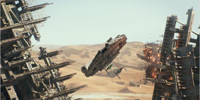 Star Wars Episode VII : Le Réveil d'une franchise ou un remake paresseux ?