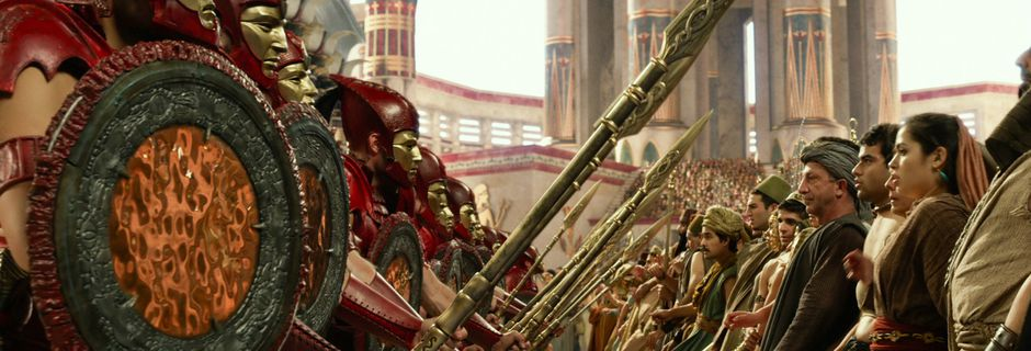 Gods of Egypt : oh... my... God !