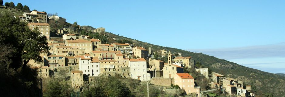 Village de Castifao.