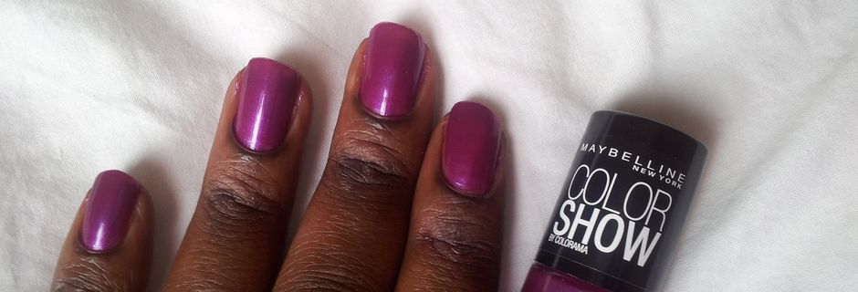 Purple Gem de Maybelline