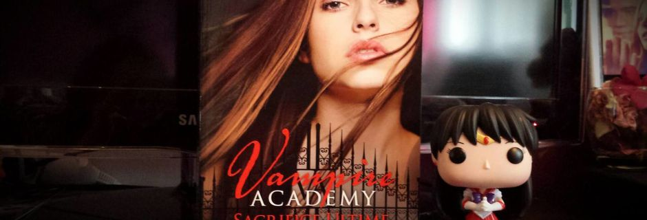 Vampire Academy, tome 6 : Sacrifice Ultime