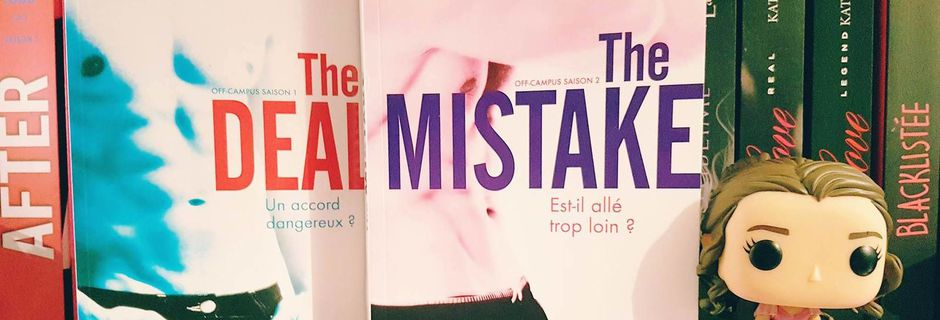 Off-campus, tome 2 : The mistake - Elle Kennedy