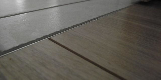 jonction carrelage / parquet