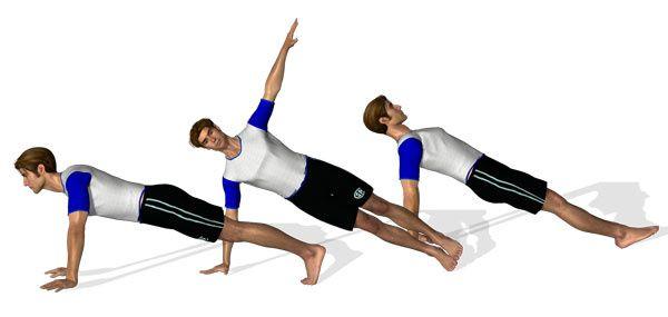 renforcement musculaire/ gainage