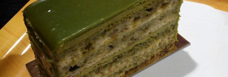 Boulangerie, pâtisserie, salon de thé japonais