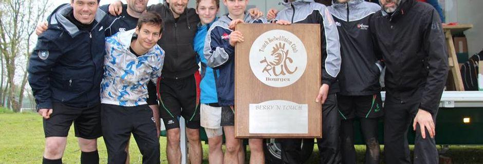 Les gars des ARROWS vainqueurs à Bourges