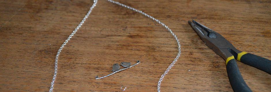 Un collier facile à réaliser