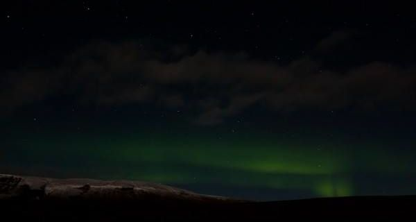 A travelling bucketlist : The Northern Lights