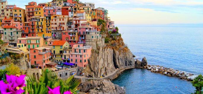 Destination 'coup de ♥' : Çinque Taere, Italy