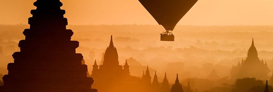 Picture of the Day : Bagan, Burma