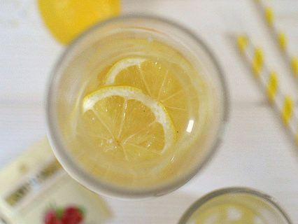 Limonade Thé Fruits Rouge - Citron