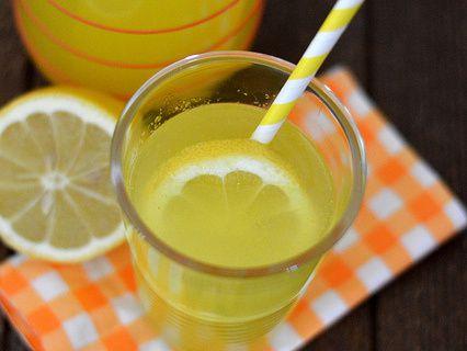 Limonade Curcuma - Gigembre - Citron