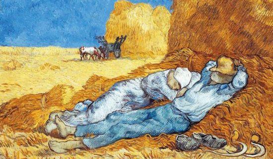 Puzzle Van Gogh La Méridienne