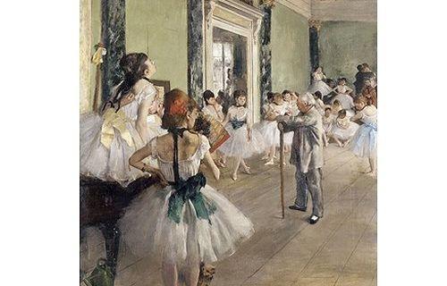 Puzzle Degas La classe de dance
