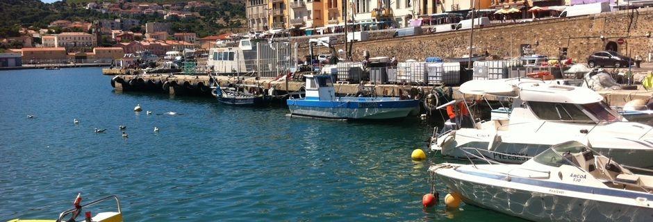 Un week-end sur la Côte Vermeille, à Port-Vendres : le bon plan.