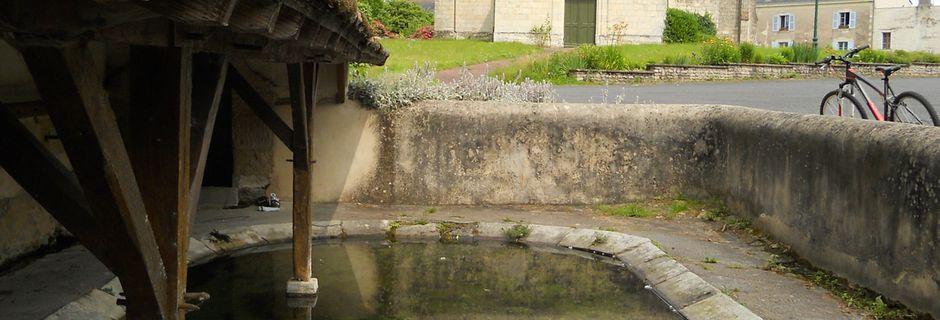 """Circuit """"Fontaines guérisseuses en Anjou"""" 25/07"""