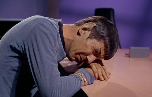 Congratulations, Star Trek, on raping your own spirit