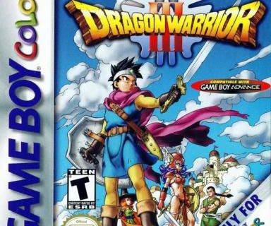 [RETROGAMING] Dragon Quest III / Game Boy Color