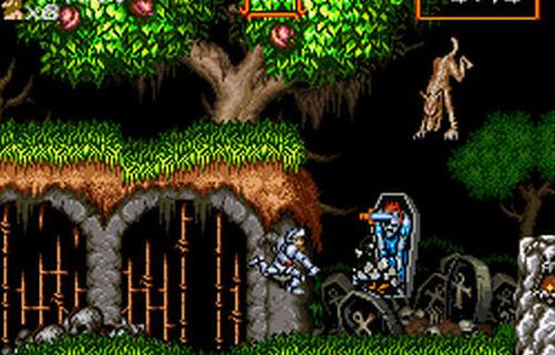 [RETROGAMING] Super Ghouls'n Ghosts / Super Nes