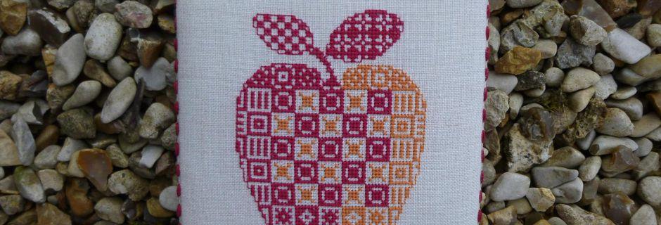 Pinkeep : La Pomme, croquez-là !