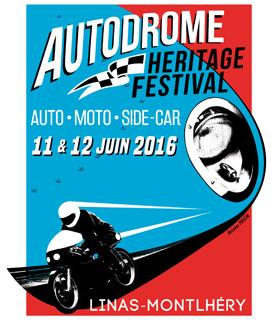 Autodrome Festival Héritage Montlhery 11/12 juin 2016